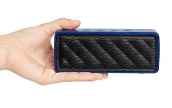 AmazonBasics Portable Wireless Bluetooth Speaker Review