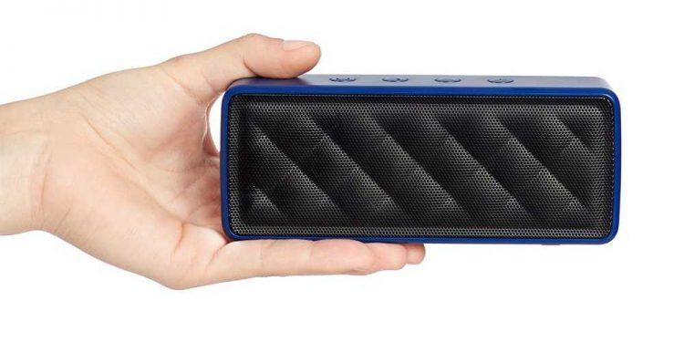 AmazonBasics Portable Wireless Bluetooth Speaker Review