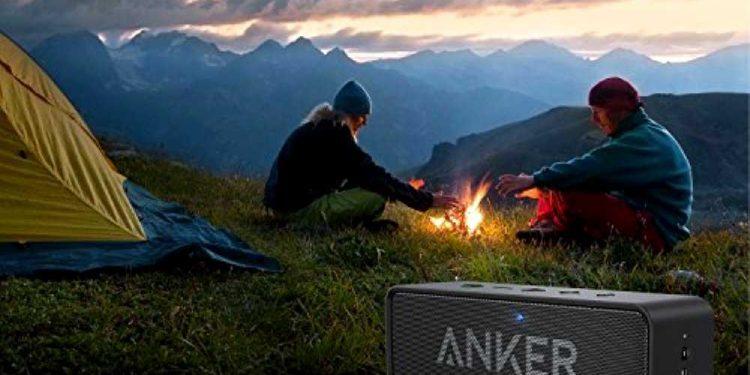 Anker SoundCore Bluetooth Speaker Speaker Review