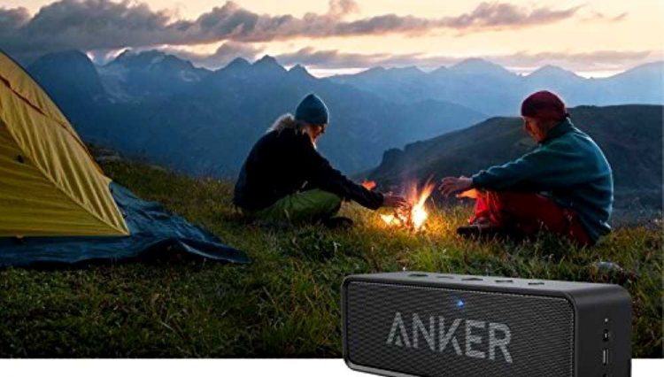 Anker SoundCore Bluetooth Speaker Speaker Review